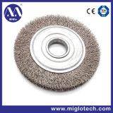 De aangepaste Industriële Borstel van het Wrijvingswiel voor het Deburring het Oppoetsen (wb-200007)