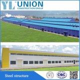 Fornitore prefabbricato industriale di Buidings della struttura d'acciaio