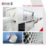 Линия штрангя-прессовани трубы PVC пенясь Board/PVC Profile/PVC