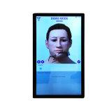 """벽 마운트 32 """" WiFi RJ45를 가진 수직 접촉 스크린 LCD 디지털 Signage"""