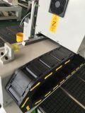 Eixo 3 mesa de vácuo de 6 kw Hsd Gravura Máquina Router CNC