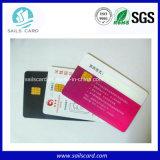 Carte sèche du contact IC d'ISO7816 Sle5542/Le4442/Sle5528/Sle4428