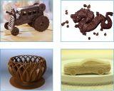 Высокая точность Fdm продовольствия для настольных ПК с одним наконечником шоколад 3D-принтер