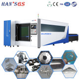 Aço inoxidável fibra nova CO2/máquina de corte de fibra a laser (DFL GS3015)