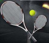 Qualität einteiliger Graphite&Aluminum Legierungs-Tennis-Schläger