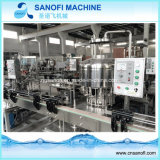 Tipo lineare macchina di coperchiamento di riempimento di lavaggio del macchinario certo dell'acqua