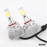 Bulbos do farol do diodo emissor de luz de H1 H3 H4 H7 3000k