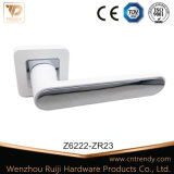 Zamak亜鉛ロックのレバーのドアハンドルか家具のハードウェアのハンドル(Z6208-ZR23)