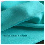 La ropa de cama tejido viscosa Color sólido para las prendas de vestir de moda
