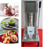 Gefrorene Frucht-Eiscreme-Handelsmaschine für Verkauf