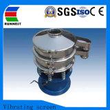O SUS304 Máquina de filtragem fina farinha rotativa peneira vibratória
