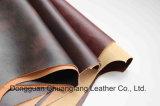 Hochwertiger weicher Ton des Chemiefasergewebe-zwei ledernes PU-Leder für Auto-Sitzdeckel, Sofa, Möbel