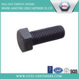 Kundenspezifische hochfeste Schrauben der Längen-DIN931 (Hälfte verlegt)