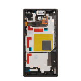 ソニーXperia Z5の優れた詐欺MarcoのためのPantalla Tactil LCD Completaパラグラフ