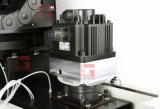 ファイバーレーザーのカッター機械GS-3015を処理する高い発電の金属シート