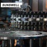 Sunswell 2 años de garantía de 1500ml de agua potable embotellada Máquina Tapadora de llenado de soplado