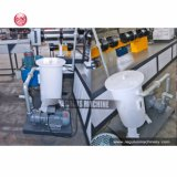 HDPE het Plastiek die van de Film Pelletiserend Lijn/Korrelend Machine recycleren (dubbel stadium)