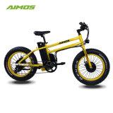 Der Lithium-Batterieleistung-Zubehör-und Spannungs-36V elektrisches Fahrrad hergestellt in China
