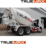 Concrete Continuously Renewed Truemax Truck To mix and Upper Shares