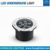 18Wによって埋められるライトAC 24V LED床ライトRGB LED地下ライト