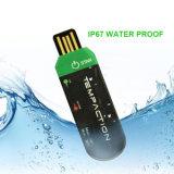 ロジスティクスは使用USB Pdfの温度データ自動記録器を選抜する