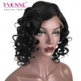 Yvonne 새로운 형식 Buncy 컬 레이스 가발 브라질 사람의 모발