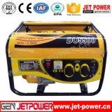 Gx160, GX390 Motor Portable 2KW 2.5KW gerador a gasolina de 5 kw