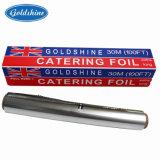 Folha de alumínio de cozinha resistentes ao calor para uso de Catering Inicial