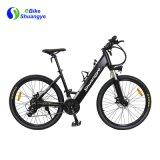 """Shuangye 26"""" 28"""" LCD Bateria Ocultos Electric Mountain Bike"""