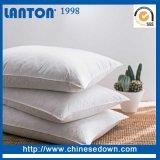 Forma de rectángulo abajo de algodón almohada, Hotel & Casa Almohada