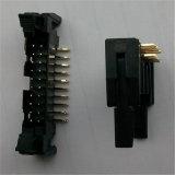 2.0mm directement connecteur d'en-tête d'éjecteur de 20 bornes