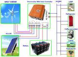 400W-1kw de ZonneHybride van de wind van de Omschakelaar van het Controlemechanisme van het Net