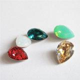 Pietra Pendant dei monili di cristallo Polished buoni per il commercio all'ingrosso