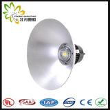 Hohes helles 30W 50W 80W 100W LED hohes Bucht-Licht der Leistungsfähigkeits-IP65 LED Highbay, LED-industrielles Licht