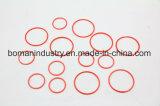 L'anello di rinforzo PTFE del Bonze PTFE sigilla l'anello di rinforzo di colore arancione