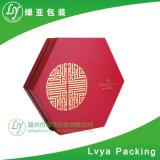 Высокое качество индивидуального подарочной упаковки в салоне мелованная бумага .