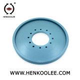 Resina-Lig a roda deChanfradura do carboneto de silicone