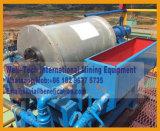 Máquina mojada del separador de la separación magnética del tambor