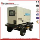Yanmar 40kw 50kVA (44kw 55kVA) Puissance Diesel Groupe électrogène
