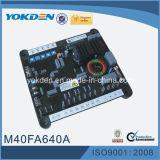 AVR M40fa640A 디젤 엔진 발전기 AVR