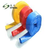 Tubo flessibile flessibile del PVC Layflat del tubo flessibile dell'acqua molle del PVC di alta qualità