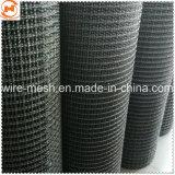 Обычная плетение из нержавеющей стали Обжатый провод сетка