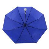安いマニュアルの開いた反射小型ギフトの傘