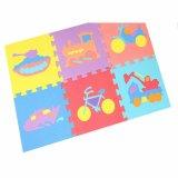 Tapis de plancher de verrouillage en mousse EVA pour les enfants de tapis de jeu