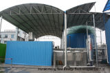 400m3 Cstr digestor de biogás