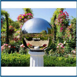 Grande sfera vuota dell'acciaio inossidabile SS304 per la fontana di acqua del giardino