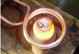 IGBT 감응작용 히이터 난방 탄화물 잎 놋쇠로 만드는 기계