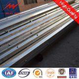 Postes de acero galvanizados eléctricos hechos en China para la transmisión de potencia