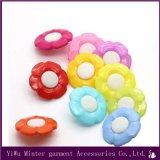 Bouton d'accessoires du vêtement en acrylique de haute qualité pour les vêtements / couture de vêtements pour enfants