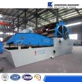 De spiraalvormige Installatie van de Wasmachine van het Zand en van de Klei voor Minerale Mijnbouw